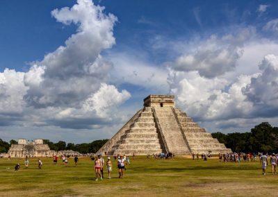Exploration of the Yucatán