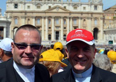 St. Peter's Parish Pilgrimage to Italy, May 2013
