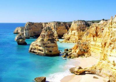 Spain, Fatima, and the Beaches of Algarve