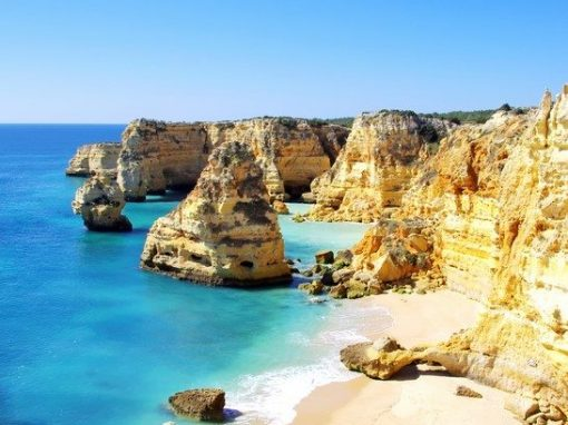 Spain, Fatima, and the Beaches of Algarve