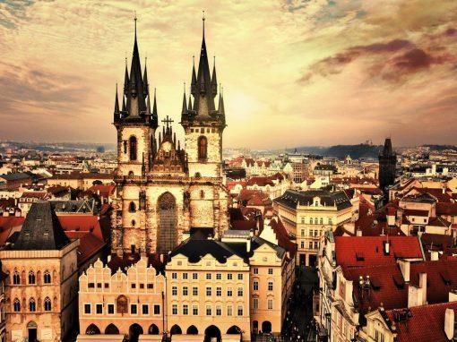 Fr. Ron Labarre Sept. 2017 Prague, Budapest, Poland
