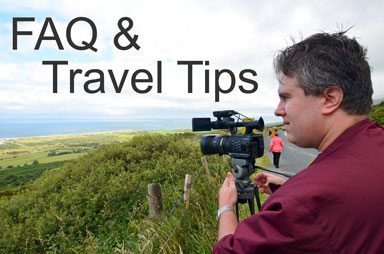 FAQ and Travel Tips