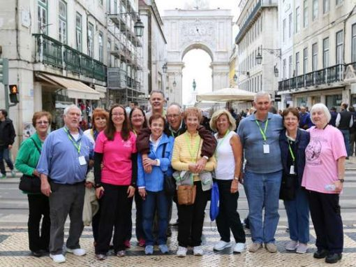 Fr. Ron Labarre's pilgrimage to Fatima, Spain and Lourdes 2016