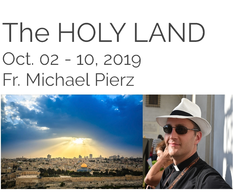 Pilgrimage To Poland With Msgr. Daniel Plocharczyk, May 12-22, 2018